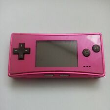 Nintendo Game Boy Micro - Pink - Console Unit Only - Game Boy Advance GBA