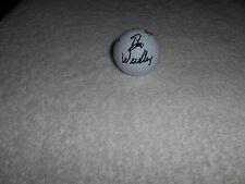 Boo Weekley Hand Signed Polara Golf Ball PGA
