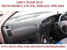 DASH MAT,DASHMAT FIT MITSUBISHI LANCER  1998 - 2002,GREY