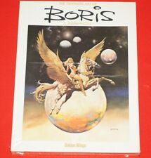 Vintage Boris Vallejo Golden Wings 551 piece Jigsaw Puzzle Brand New Sealed