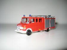 Herpa H0 044547 - Camión de bomberos MB T2 Vario LF8
