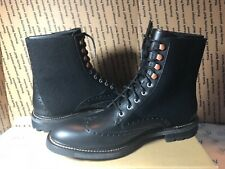 Woolrich Men's MILLWRIGHT boots black size 11 lacer roper hipster work NEW NIB