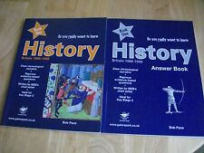 So You Really Want to Learn HISTORY Book 1 Answer Bk Key Stage 3 1066-1500 ISEB