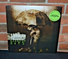 STABBING WESTWARD - Darkest Days, Ltd 1st Press 180G 2LP GREEN HAZE VINYL New!