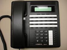 3 Refurbished Comdial Impact 8324S Phones, Black (8324S-GT, 8324S-FB)