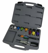 Lisle Automotive Relay Test Deluxe Kit 60660 Tester w/ Jumpers, Leads & Pliers