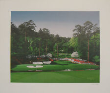 "*12th @ AUGUSTA National Golf Club PGA Tour*THE MASTERS*Image Size is 10w"" X 8h"""