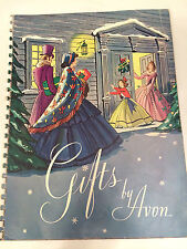 "RARE!! Vintage AVON ""Gifts by Avon"" Catalog - GOOD CONDITION!"