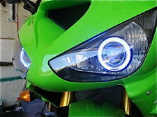 MOTORCYCLE HID PROJECTORS halo angel eye ZX6R 650R SV650S F4i R6 FZ6 HEADLIGHT