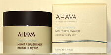 Ahava Time To Hydrate Night Replenisher Normal To Dry Skin (50ml) (1.7 fl. oz.)
