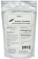 NuSci Acetyl L-Carnitine Pure Powder ALC 100g(3.52 oz) Longevity