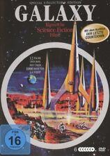 12 Fantasy Science Fiction Klassiker Galaxy BOX griffes Venus Ziel lune DVD Neuf