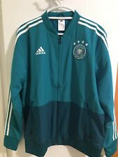 Adidas Germany DFB training Pre Match Soccer Football Jacket L Large CE6588