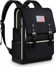 Water Resistant Laptop Backpack & Travel Bag with USB Charging Port For Men