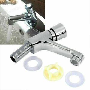 Zeitgesteuerte Wasserhahn Zeitverzögerung Selbstschluss Kaltwasser Armatur DE