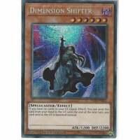 TN19-EN012 Dimension Shifter | Limited Edition YuGiOh Prismatic Secret Rare Card