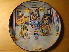 Joseph Interprets Pharoah'S Dream Plate # 6322 Ce Creation Yiannis Koutsis 1978