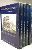 Enciclopedia di Roma - C. Rendina Libri - Guida Turistica Illustrata di Roma