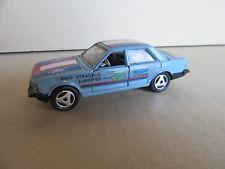 489G HotWheels Mattel A145 Ford Granada Rallye Raid 1:43