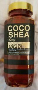 Bath & Body Works Coco Shea Honey Queen Bee Bubble Bath