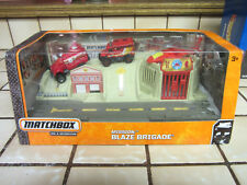 Matchbox On a Mission - mission: Blaze Brigade Play Set