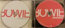 NO DVD- David Bowie: Black Tie White Noise - Limited Edition CD (2x CD LOT ONLY)