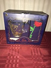 Disney Beauty and the Beast Collection Mug and Rose Tea Infuser New