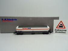 L.S. Models 60140 Spur N Gaskesselwagen Uas TOTALGAZ SNCF Ep.IV-V OVP C581