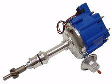 Ford Electronic Billet Distributor 65K Coil SBF 289,302,351W Ford Windsor Engine