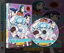 TSUGUMOMO VOL.1-12 END ~ Anime region-free DVD