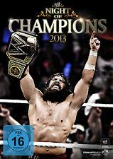 WWE Night Of Champions 2013 DVD DEUTSCHE VERKAUFSVERSION NEU