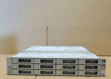 Oracle Sun Sun X4270 M2 Fire Xeon E5620 Quad Core 2.40GHz 16 GB 12 x 2 TB Server