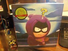 2016 South Park Glow In The Dark Mysterion Kidrobot Fractured But Whole Vinyl Ni