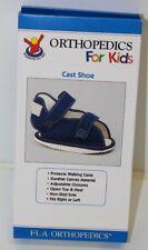 New FLA Orthopedics For Kids Canvas Cast Shoe -  Extra Small - Pediatric