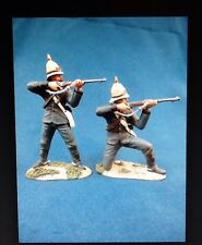 Britains 20020 Zulu War British Natal Mounted Police Firing Line Set #1 Retired