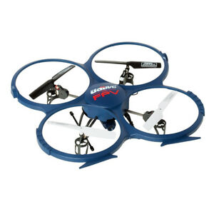 UDI U818A WiFi FPV Drone with Live Camera Feed