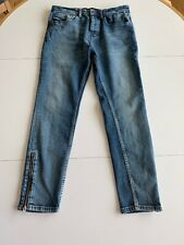 4b50db6bc7f The Kooples Jeans Skinny Men's 30 Waist Zipped Bottoms! New