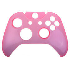 For Xbox One Game Controller Protective Front Shell Replacement Part Cover Pink