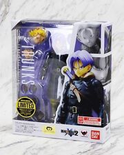 S.H. Figuarts Dragonball Xenoverse Trunks action figure Bandai (U.S. seller)