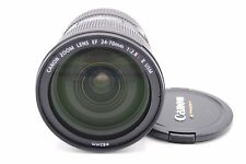 Canon ULTRASONIC EF 24-70mm f/2.8L II USM ZOOM LENS