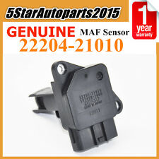 22204-21010 Genuine Denso Mass Air Flow Meter For Toyota Camry Scion Lexus RX300
