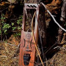 Handmade Finnish Jouhikko/Talharpa (Folk Instrument) - FREE Dark Jade Rosin