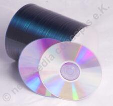 DVD+R 4,7gb/120min 8x, CALIDAD A SIN ETIQUETA 100 unidades
