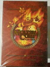 WOW World of Warcraft Molten Core Raid Deck NEW & SEALED