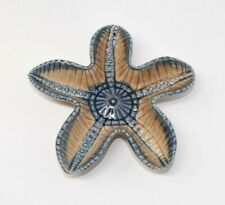 Vintage Wade Porcelain Starfish Trinket Dish Made In Ireland Small 4.5""
