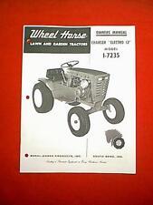 Wheel Horse Manual for sale | eBay on polaris 700 wiring diagram, honda 700 wiring diagram, bobcat 700 wiring diagram,