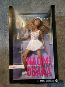 Naomi Osaka Doll Barbie Signature BRAND NEW 100% Authentic SHIPS NOW FREE SHIP