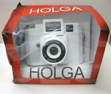 Holga White 120N Medium Format Camera Holga #785-120 NEW Damaged Package