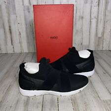 Hugo Boss Hybrid Runner Slip On Sneaker New In Box Size 12