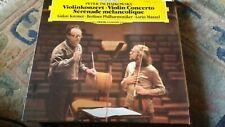 "Gidon Kremer,""Tchaikovsky: Violin Concerto"" Rare vinyl LP-2532 001"
